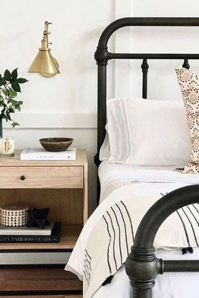 Pottery Barn Coleman Bed - copycatchic