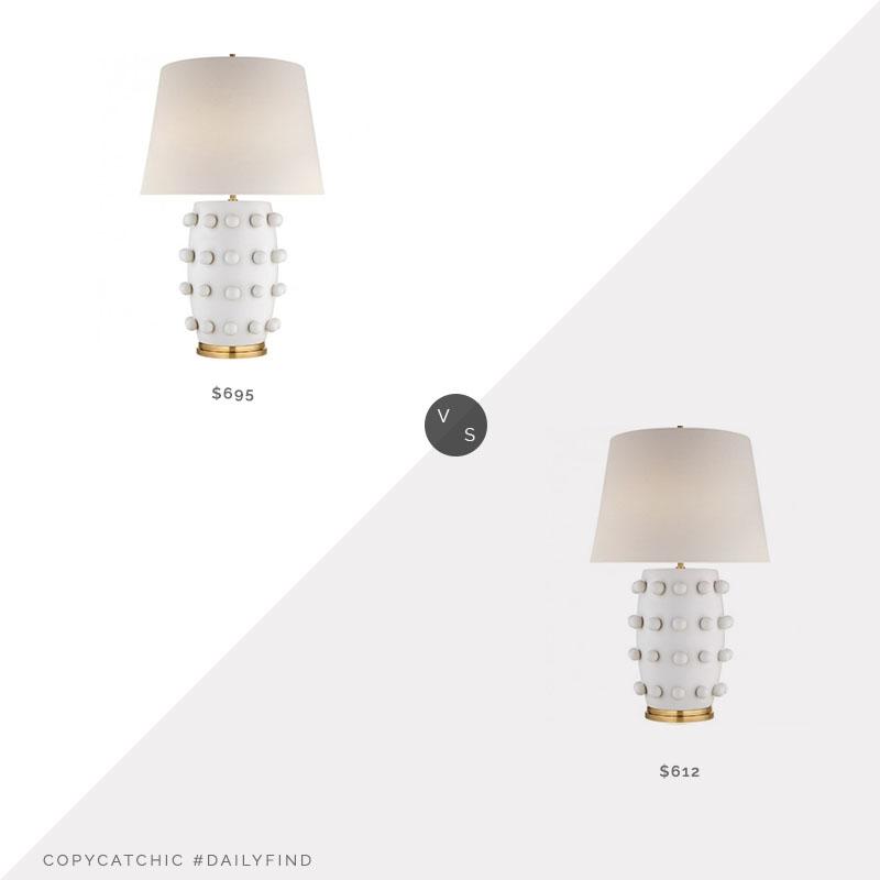burke decor kelly wearstler linden lamp