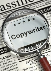 Freelance copywriters for hire.