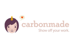 Carbonmade is a great tool if you want to become a freelance copywriter