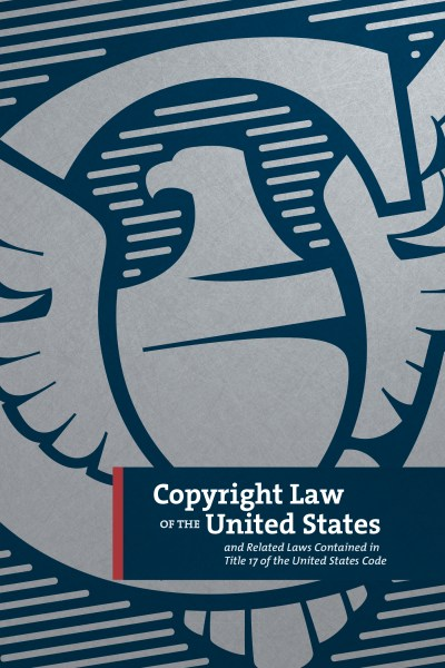 Copyright Law of the United States   U S  Copyright Office