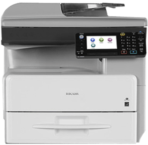 Copy Texas Ricoh MP 301 Copier Lease Sales Service Dallas
