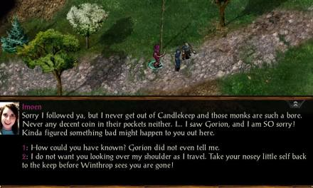 Life Bytes: Baldur's Gate