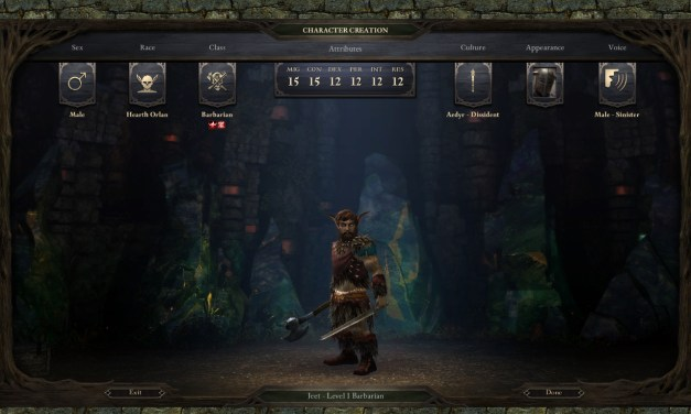 Life Bytes: Pillars of Eternity