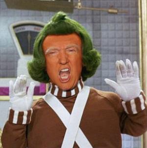 """""""Trumpa Lumpa, Doopa Dee Doo…"""""""