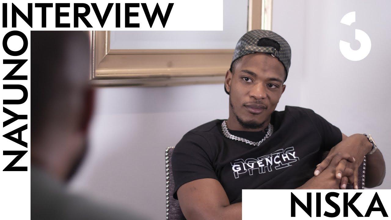 INTERVIEW  – NISKA – Son rapport à la réussite, à la jeunesse et aux femmes #MrSal – NAYUNO //  CLIQUE  x Niska, méchant méchant #MrSal // 24h avec Niska à Bruxelles ! // Niska face aux questions de sa première interview | Hier encore (2015/2019) – Janvier 2020