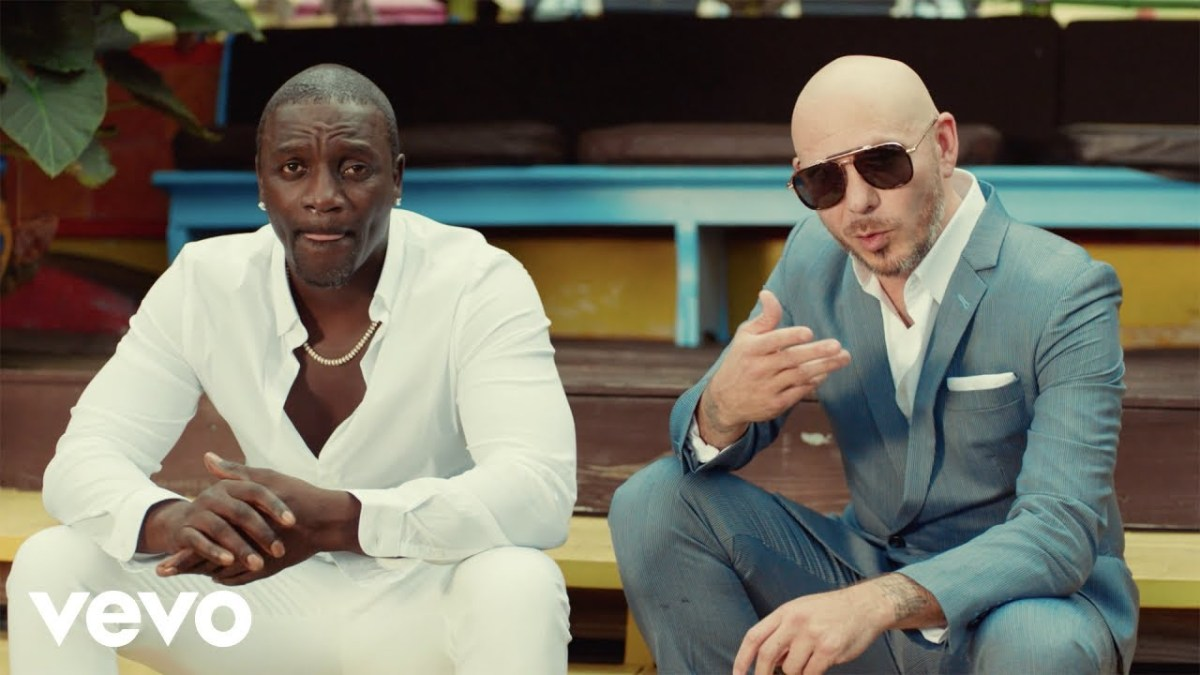Akon – Te Quiero Amar ft. Pitbull – Avril 2020