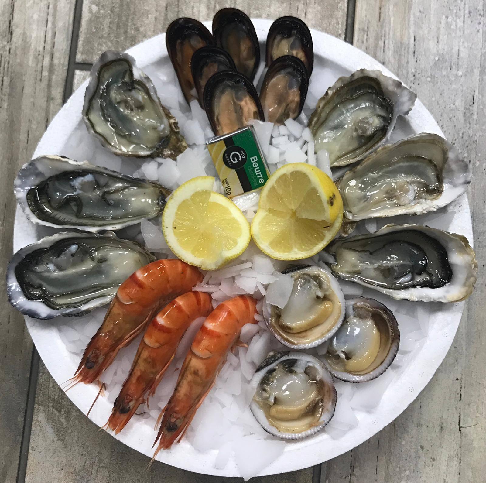 restaurant fruits de mer marseille
