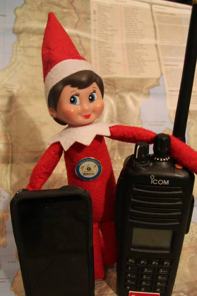 Even though they are always prepared by carrying the #10essentials, elves know the ability to call for help can save a life in the wilderness. Carry a cellphone, radio, or satellite communicator. Know your device limitations and conserve your batteries.