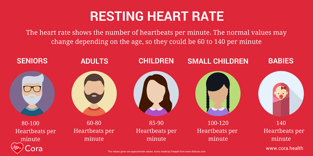 Rest Heart Rate Chart
