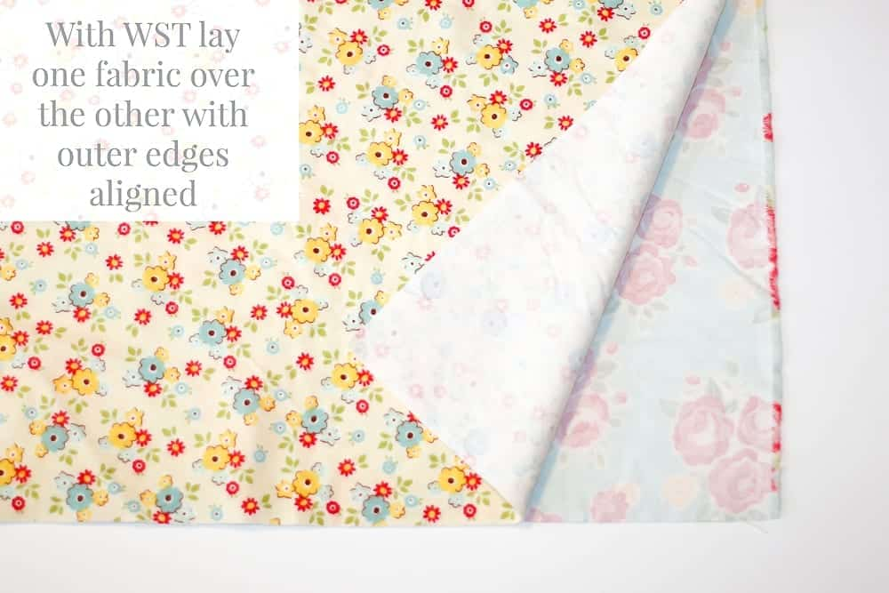 How to Sew Blanket Binding on a Flannel Baby Blanket Tutorial ...