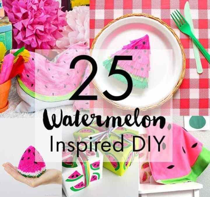 diy-watermelon-craft-ideas
