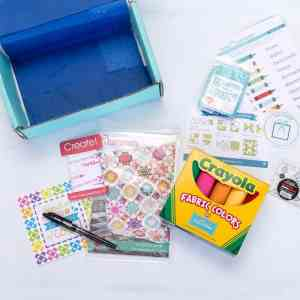 June Sew Sampler Box from The Fat Quarter Shop