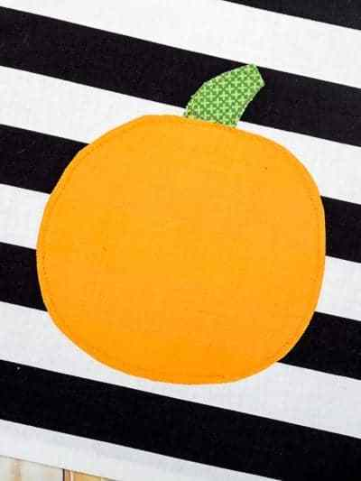 Halloween Trick or Treat Bag Tutorial – An Easy Drawstring Treat Bag