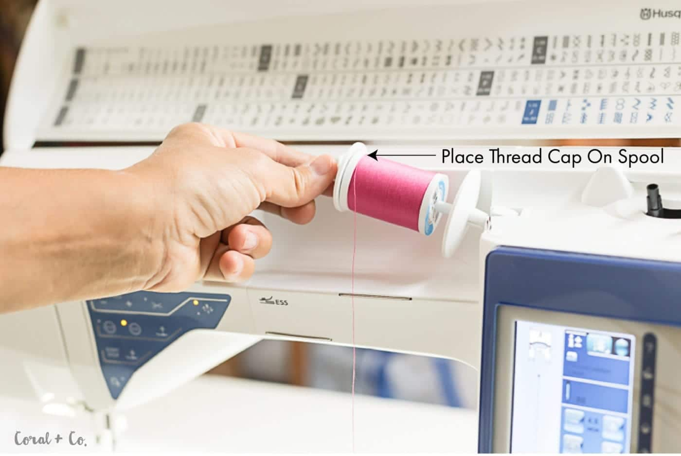 how-do-you-thread-a-sewing-machine