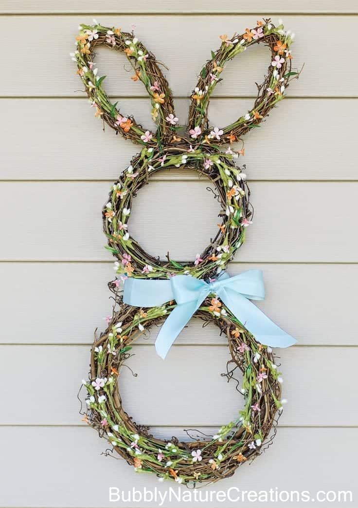 diy-bunny-easter-wreath
