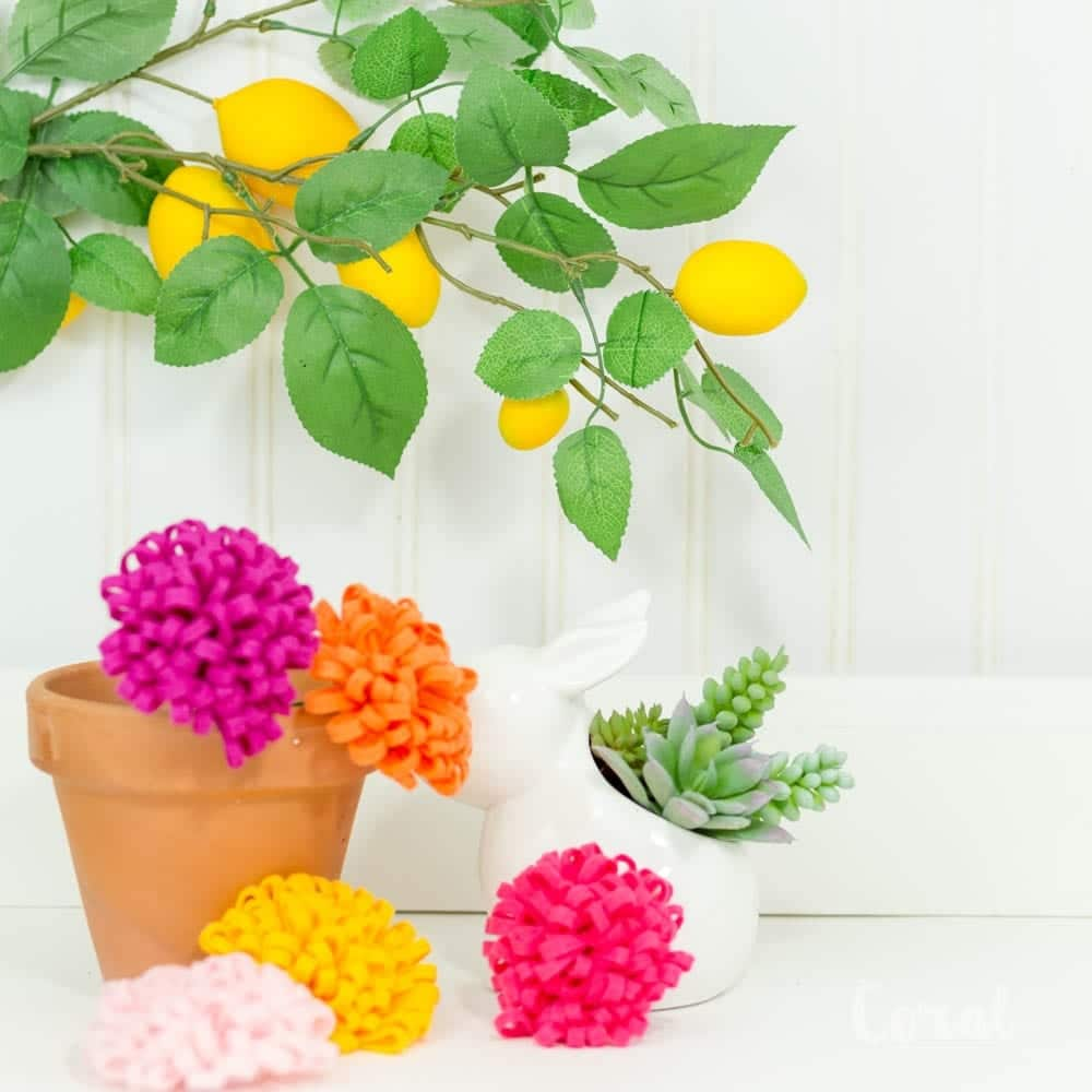 How To Make A Perfect Diy Chrysanthemum Felt Flower Tutorial