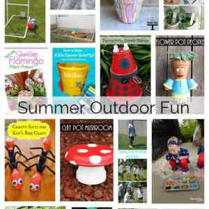 Summer Outdoor Fun and Block Party
