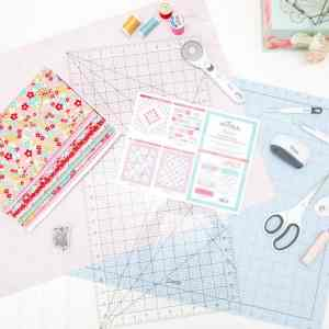 How to Get Started Quilting with the Cricut Maker and Riley Blake Designs