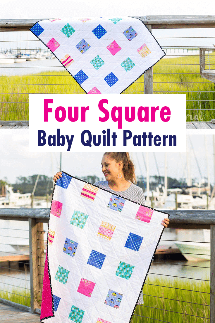 four-square-free-charm-pack-quilt-pattern