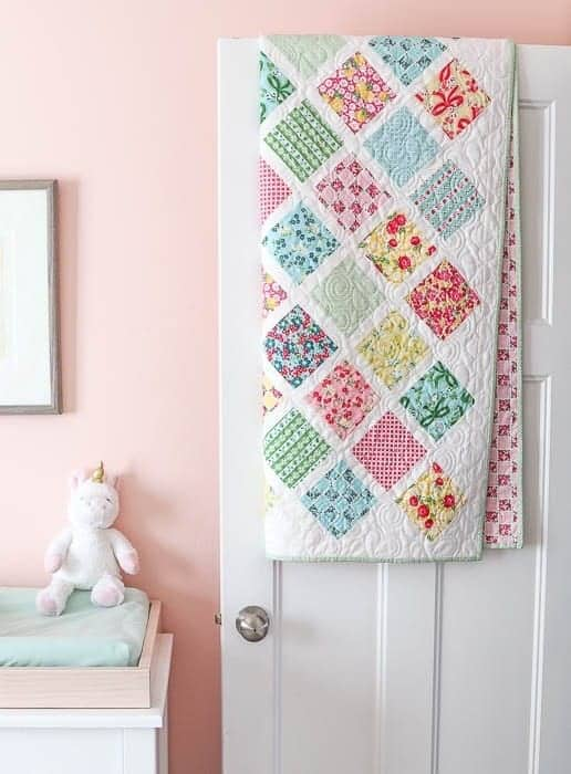 The Best Free Baby Quilt Patterns So Sew Easy