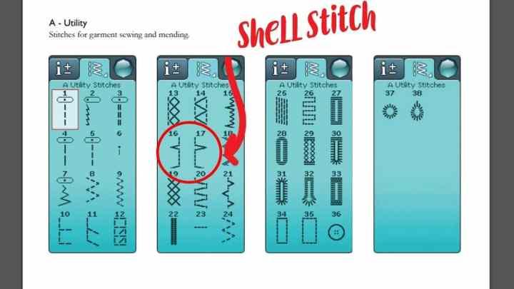 shell-stitch-on-sewing-machine