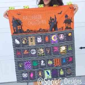 Halloween Sewing and Crafting Series Day 4