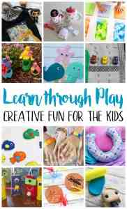 Learn Through Play: Creative Fun for Kids