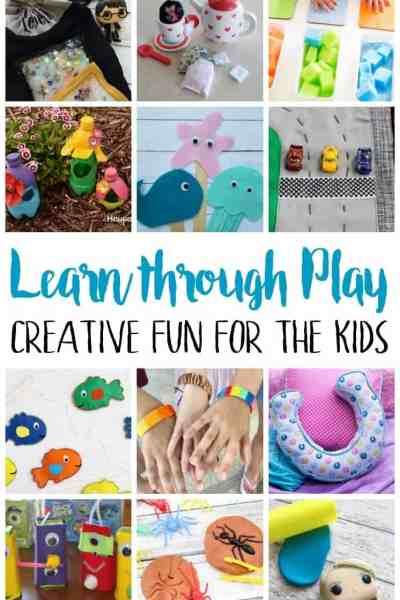 Learn Through Play: Creative Fun for Kids