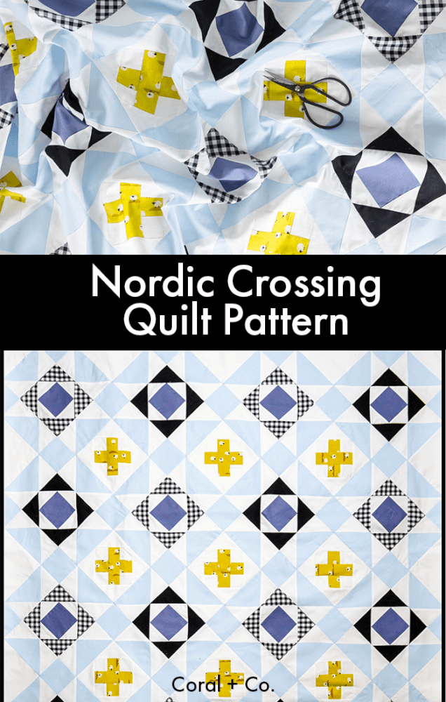 nordic-crossing-modern-quilt-pattern-coral-and-co