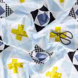 RSVP to the Nordic Crossing Quilt Along