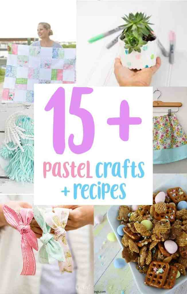 15+-pastel-inspired-crafts-and-recipes