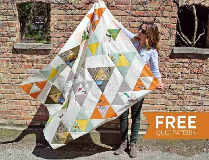 FREE Bird Watching Quilt Pattern