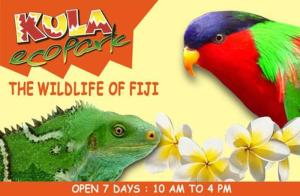 Kula Eco Park – Fiji's Only Wildlife Park