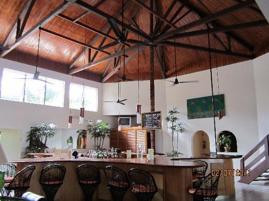 Bar @ Ocean Terrace Restaurant at Bedarra Beach Inn