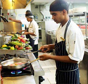 Shangri-La's Fijian Resort and Spa's Kalevu Chef Sachin Kumar