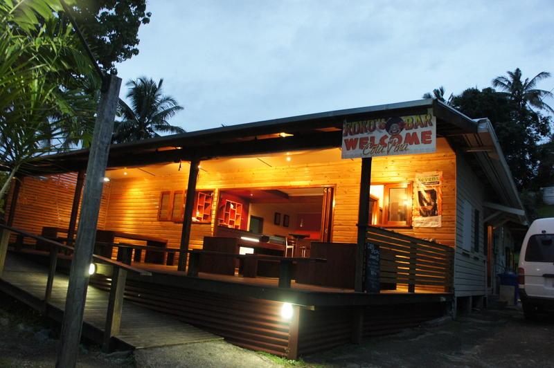 Koko's Bar, Korotogo, Fiji