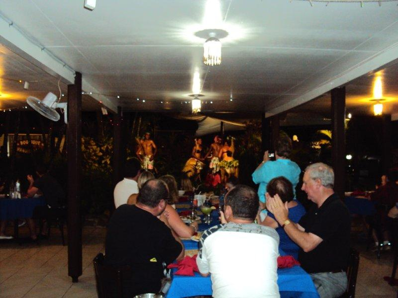 Gecko's Restaurant Polynesian Show Night 2