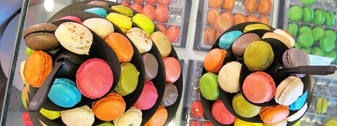 macaron-displays