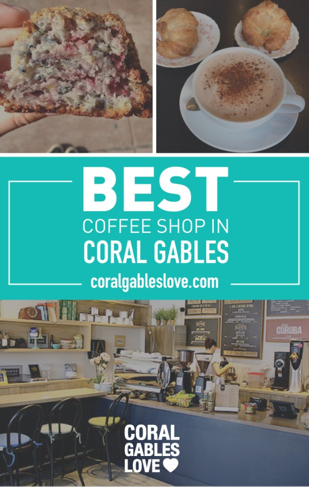 Cafe Curuba is the best coffee shop in Coral Gables. If you're in town make sure to visit!