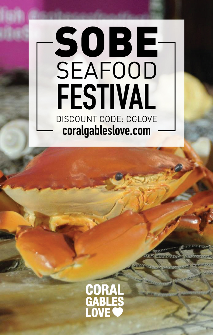 The South Beach Seafood Festival is an open bar event held on the sandy beach of Lummus Park in South Beach. In addition to free drinks, TOP chefs set up mini café's on the sand to create an EATING Paradise with over 50 Menu Items to choose from for ONE Day Only. Please keep in mind, the drinks are free but the food is for purchase!