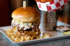 Swensen's Coral Gables Mac and Cheese Burger is fantastic! Add it to your bucket list.