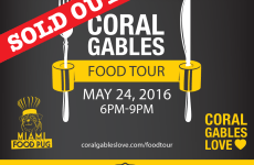 Don't miss the Coral Gables Food Tour. It stops at three different restaurants where you get to try their food & drinks while hanging out with new and old friends.