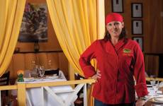 Chef Cindy Hutson from Ortanique on the Mile in Coral Gables, Florida