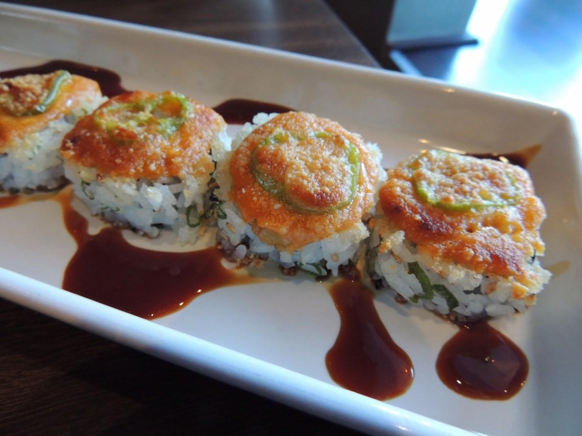 Ikura Sushi Lounge in Coral Gables