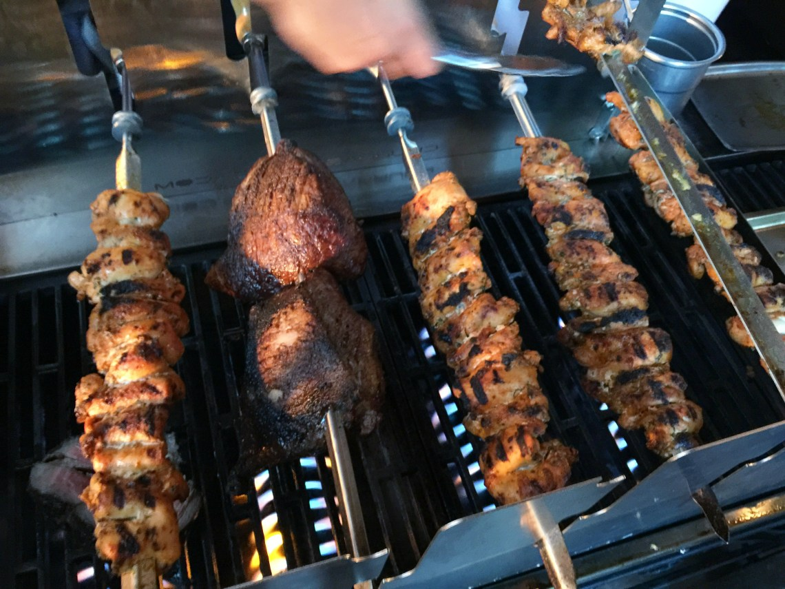 The Dutch Miami BBQ Series carving station