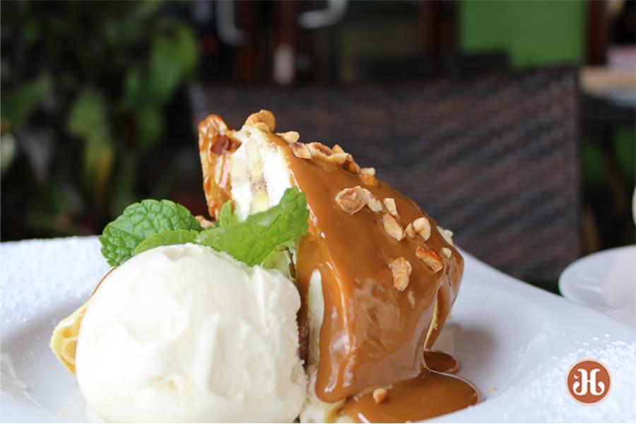 Talavera Coral Gables restaurant palomas de cajeta dessert