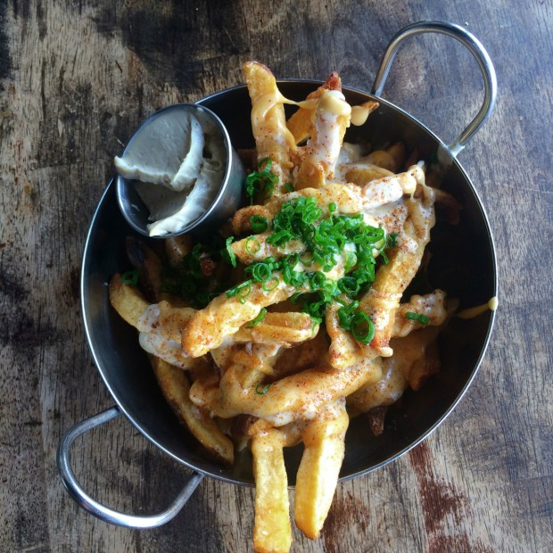 The Local Coral Gables restaurant disco fries