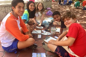Coral Gables Museum Summer Camp is the best Summer Camp in Miami