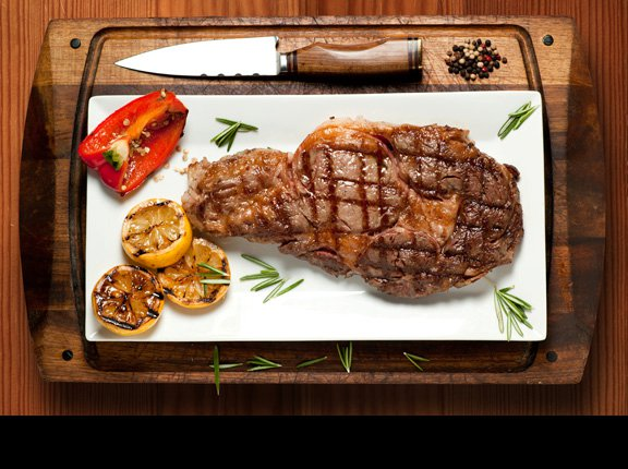 Grazianos Argentine Steakhouse great restaurant for lunch in Coral Gables near Miami, Florida